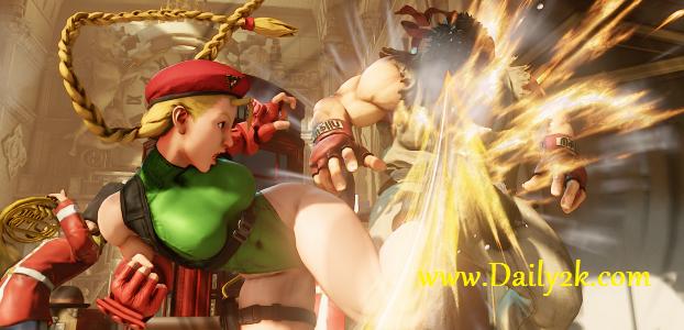 Street Fighter V Beta Cracked -Daily2k