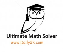Ultimate Math Solver Free Download FULL [Latest Update] Here!