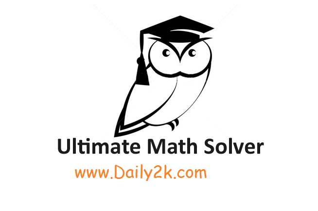 Ultimate-Math-Solver-Daily2k