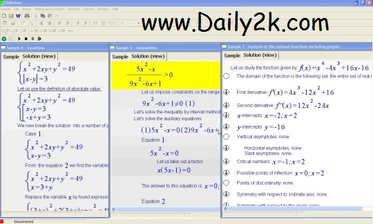 Ultimate Math Solver Free Download-Daily2k