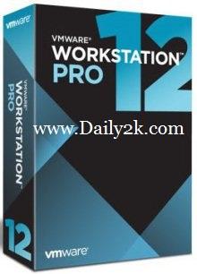 VMware Workstation 12 Pro-Daily2k