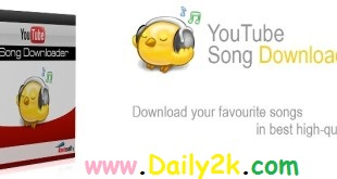 YouTube Song Downloader 2015-Daily2k