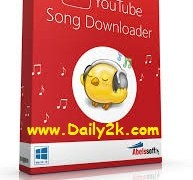 YouTube Song Downloader 2016 v11.8 Preactivated LATEST Update By Daily2k