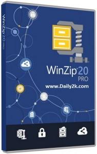 WinZip PRO 20 Serial Key