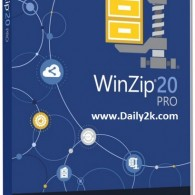 WinZip PRO 20 Serial Key, With Crack