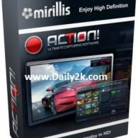 Mirillis Action Crack 1.30 Serial Key Full Version