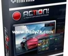 Mirillis Action Crack 1.30 Serial Key Full Version