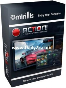 Mirillis Action 1.3.0 Crack , Serial Key