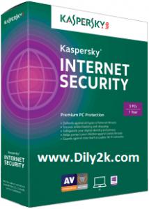 Kaspersky Internet Security 2016 Activation Code