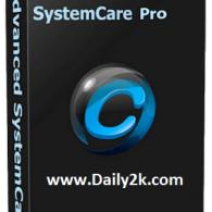 Advanced SystemCare PRO 9.1 Serial Key, Crack Full Version