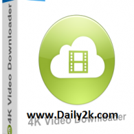4K Video Downloader 3.8.1 License Key , Crack Free
