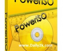 PowerISO 6.5 Registration code, Serial Key Free