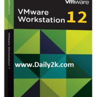 VMware Workstation PRO 12 Serial Key , Crack Free