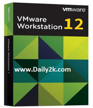 VMware Workstation 12 Serial Key
