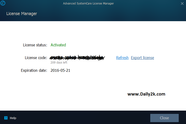 Advanced System Care download-Daily2k
