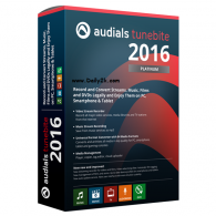 Audials Tunebite 2016 Platinum 14.0.6 Crack Plus License key FULL