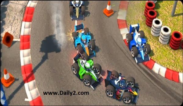 Bang Bang Racing Free -Daily2k