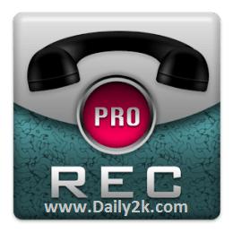 Call Recorder Pro 3.8 APK-Daily2k