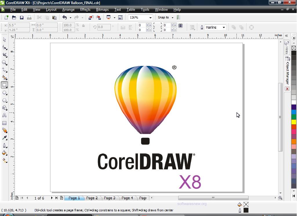 CorelDraw Graphics Suite X8 Keygen Plus Key Daily2k
