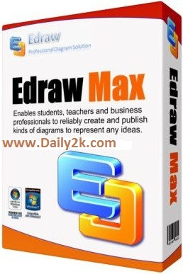 Edraw Max 7.9 Crack And License Key-Daily2k