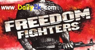 Freedom Fighter PC Game Cracked Daily2k