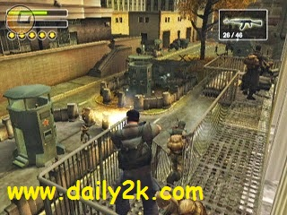 Freedom Fighter PC Game Daily2k