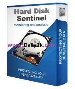 Hard Disk Sentinel Pro-Daily2k