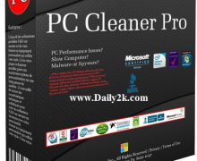 PC Cleaner Pro 2016 License Key Full Of Download Latest HERE!