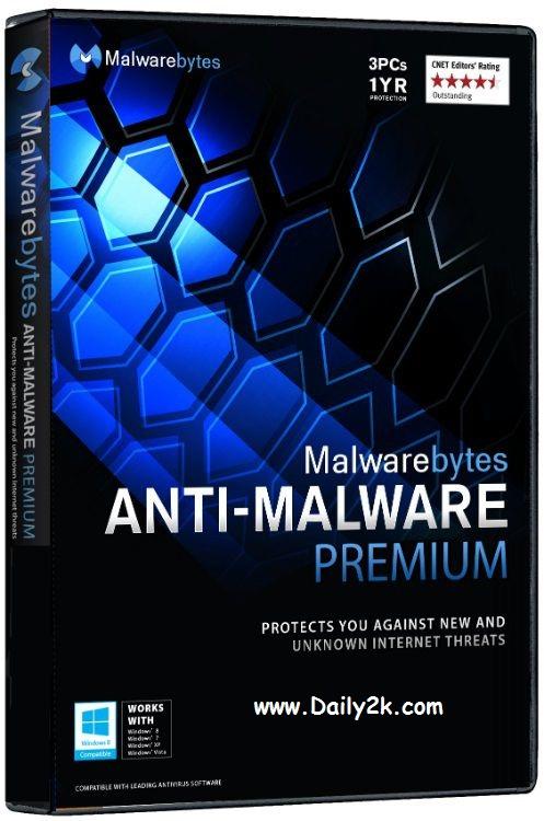 Malwarebytes Anti-Malware Premium 2.1.6 Key And Crack Full Free Download