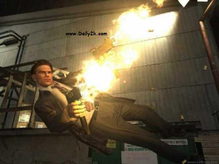 Max Payne 2 Highly Compressed Daily2k