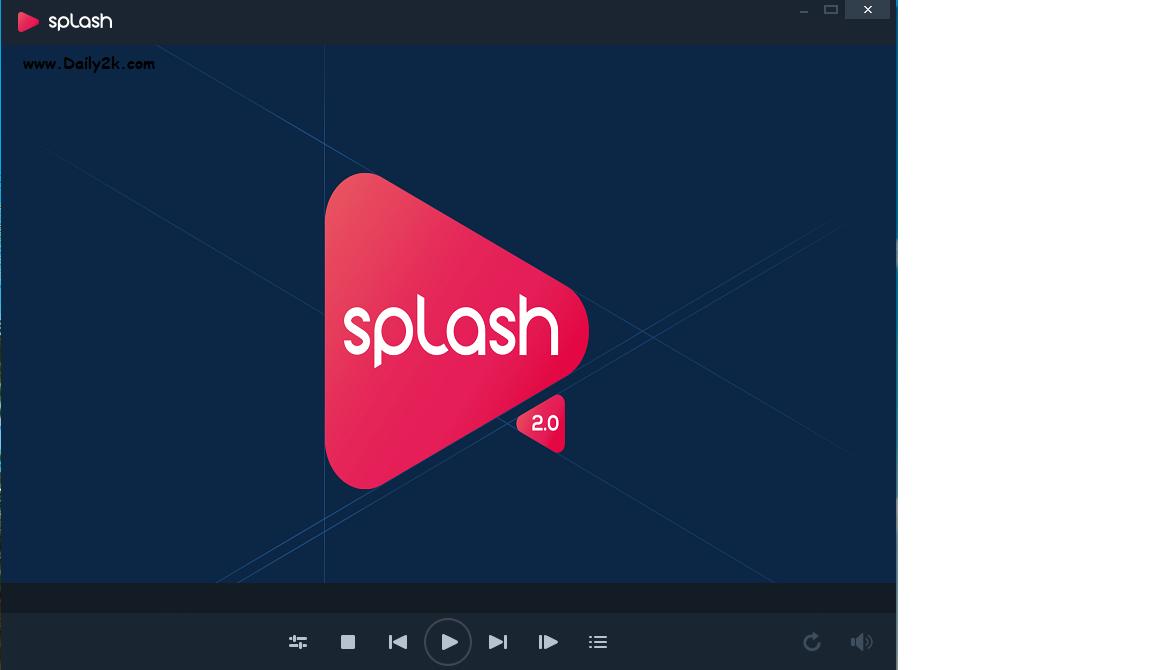 Mirillis Splash Pro EX 2.0.1 Crack-Daily2k