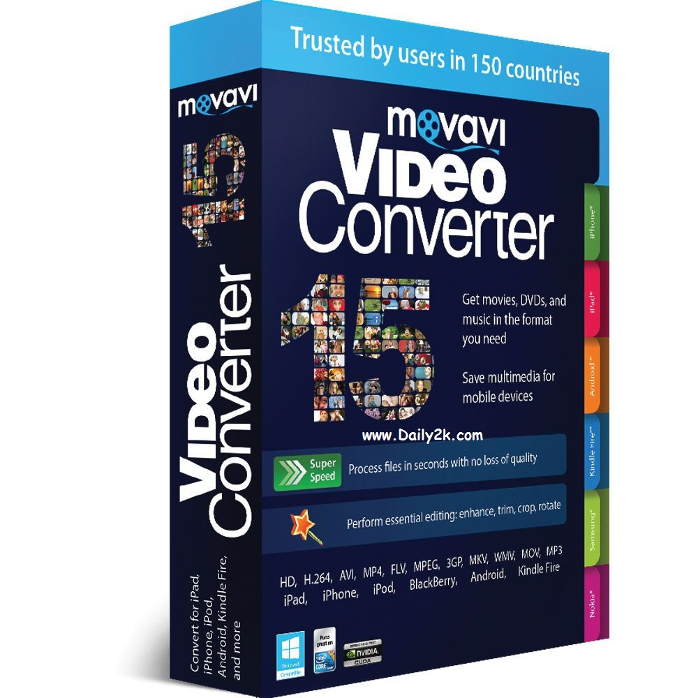Movavi Video Converter Download-Daily2k