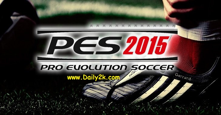 PES 2015 Crack And Serial Key Generator Latest Version Download!!