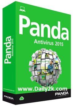 Panda Antivirus Pro 2015 Crack-Daily2k
