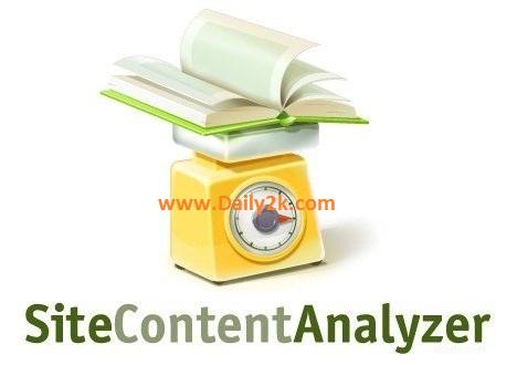 Site Content Analyzer 3-Daily2k