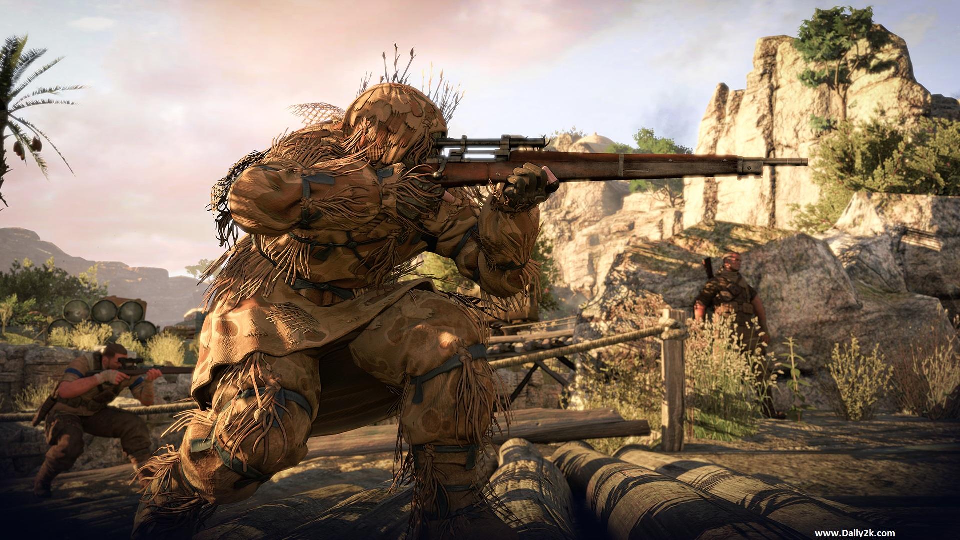 Sniper Elite-Daily2k