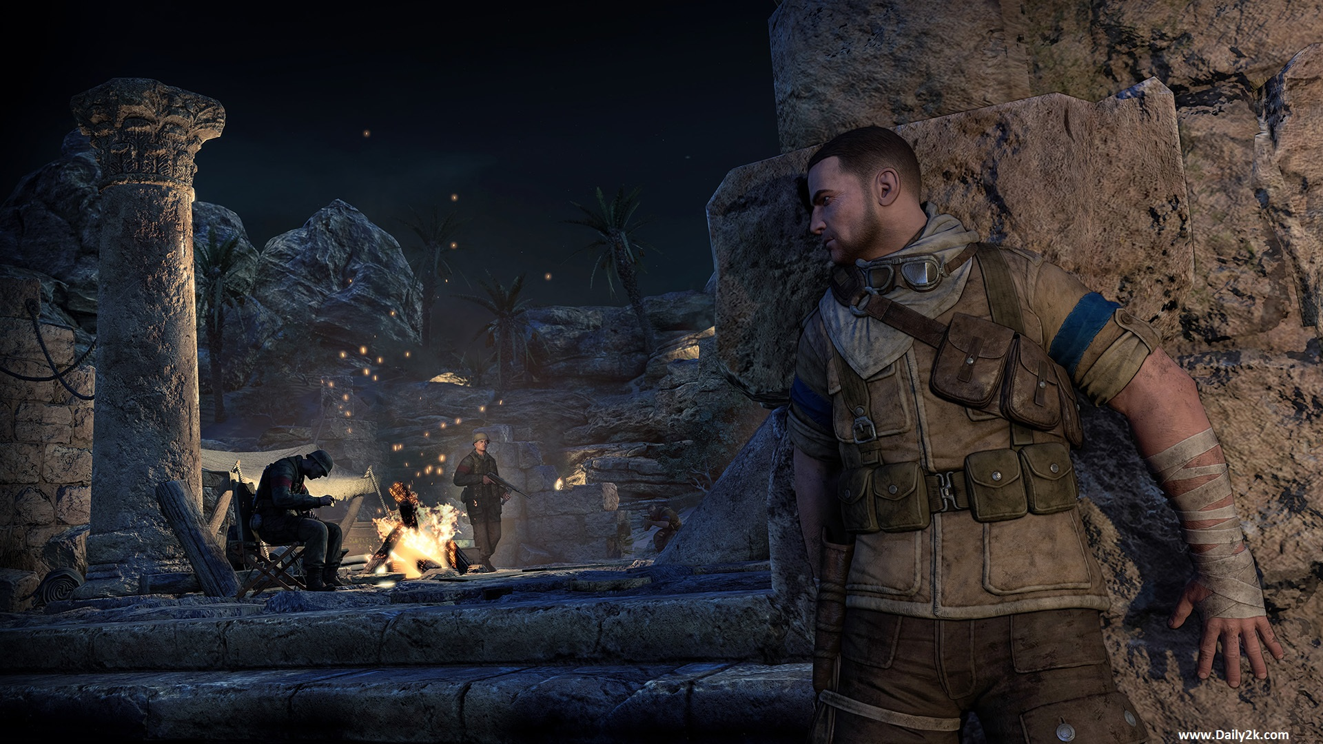 Sniper Elite III -Daily2k