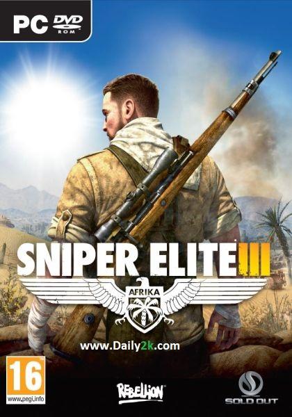 Sniper Elite III PC Game-Daily2k