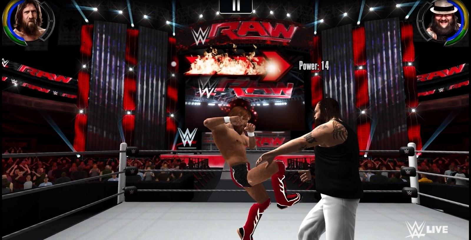 WWE 2K16 Full Repack + DLC Daily2k