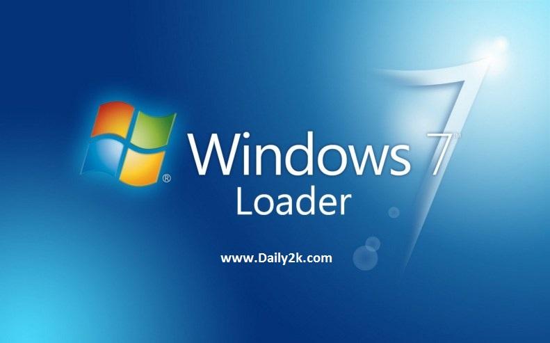 Windows 7 Loader Genuine Daily2k