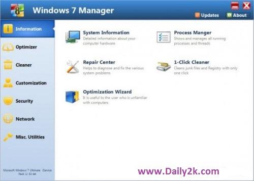 YamicSoft Windows 7-Daily2k