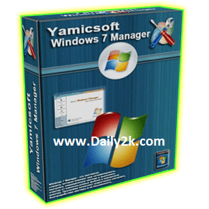 YamicSoft Windows 7 Manager Keygen-Daily2k