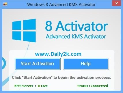 Windows 8 Activation Crack