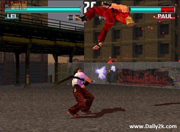 Tekken 3 Game Download For PC Full Version