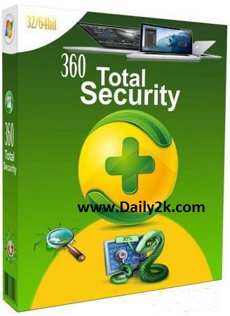 360 Total Security Crack Plus Keygen Daily2k