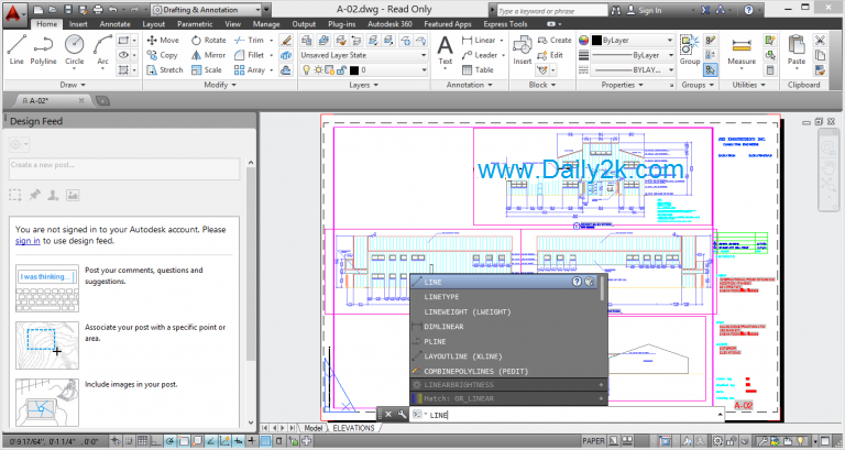 Autocad 2016 Crack Plus Product Keys Full Free Download Here!