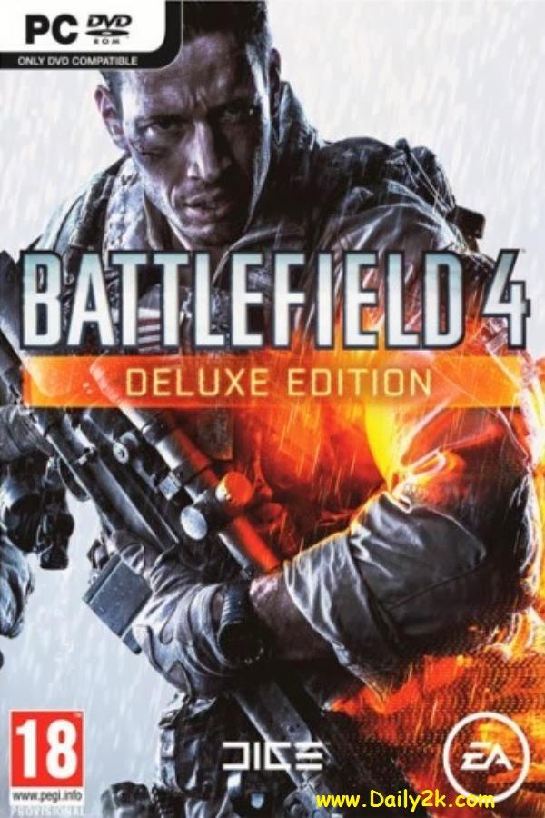 Battlefield 4 Free Download-Daily2k