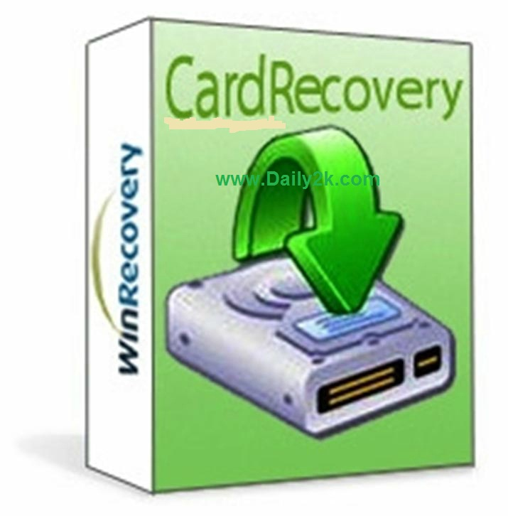 Card Recovery Pro 2.5.5 Crack-Daily2k