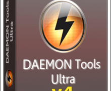 DAEMON Tools Ultra 4.x Crack [Here] Free Download