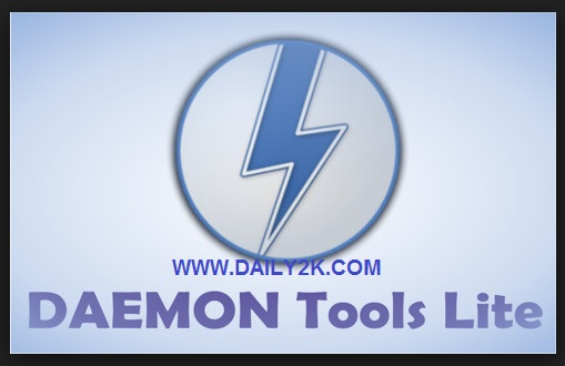 Daemon Tools Lite-Daily2k